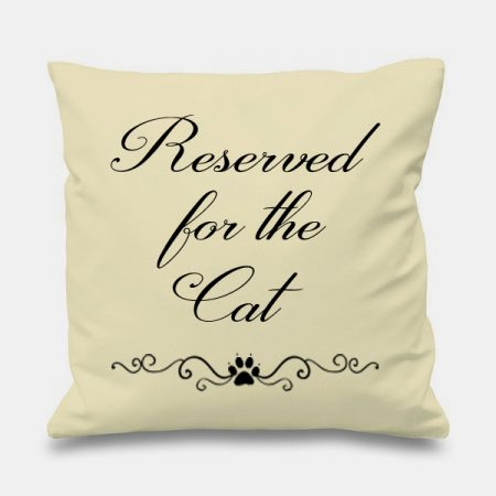 Reserved-For-The-Cat