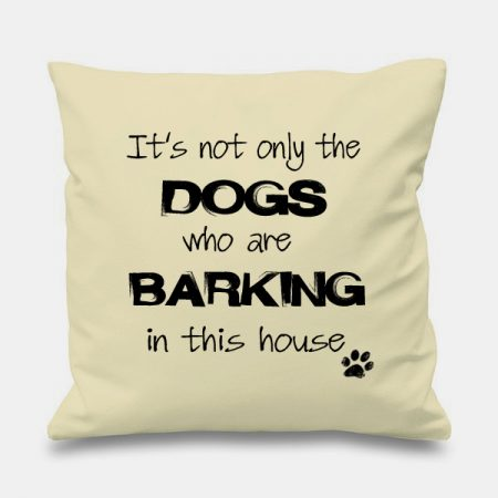 cream-cushion-ARENT-ONLY-ONES-BARKING