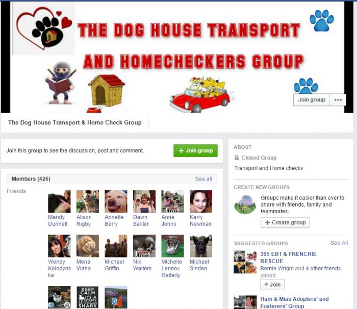 Volunteer animal transporter