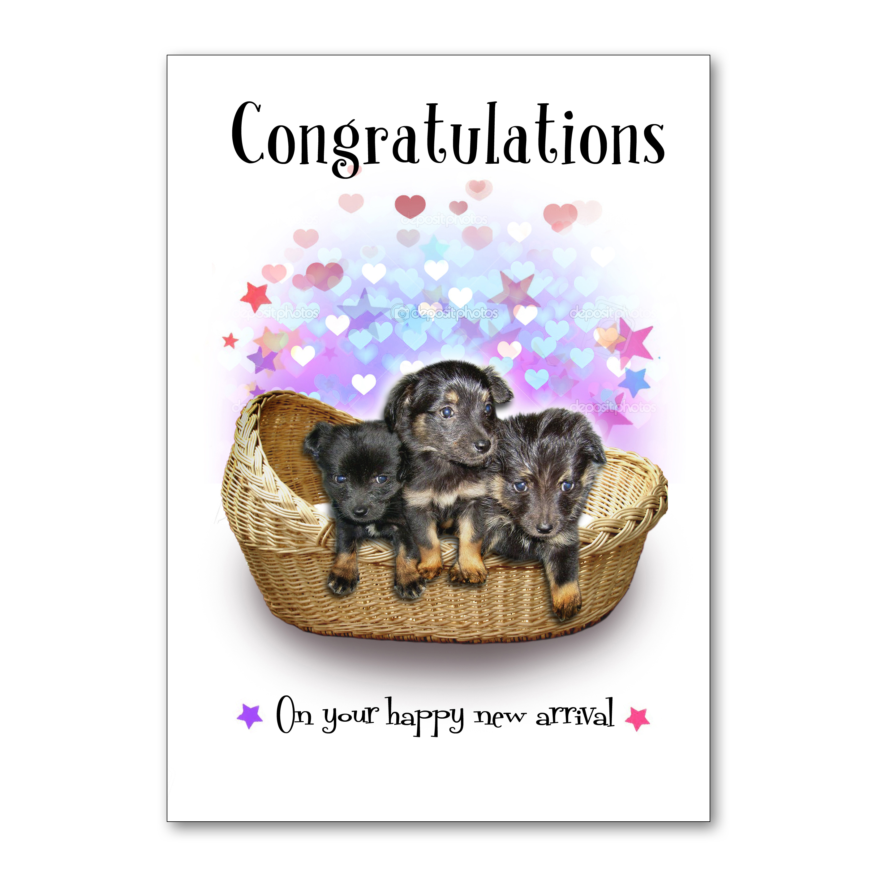 Congratulations on your new arrival new baby greetings card congratulations on your new arrival new baby greetings card m4hsunfo